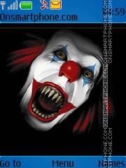 Capture d'écran Clown 01 thème