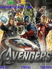 Avengers 01 theme screenshot