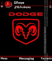 Dodge theme screenshot