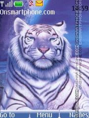 White Tiger 17 theme screenshot
