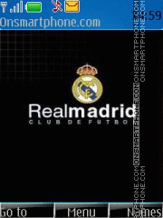 Real Madrid 2033 theme screenshot