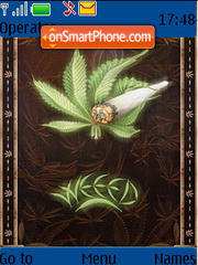 Cannabis 05 Theme-Screenshot