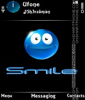 Smile tema screenshot