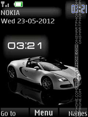 BugaTTi By ROMB39 Theme-Screenshot