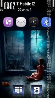 Solitary theme screenshot
