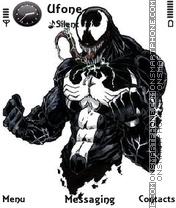 Venom theme screenshot