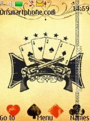 Poker 07 es el tema de pantalla