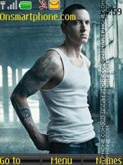 Eminem 2013 theme screenshot