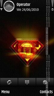 Super United tema screenshot