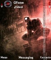 Spiderman theme screenshot