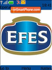 Efes Pilsen 01 tema screenshot