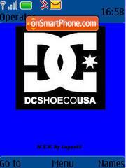 Скриншот темы Dc Shoe Co