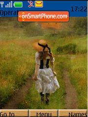 Country Lane theme screenshot