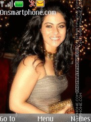 Kajol theme screenshot