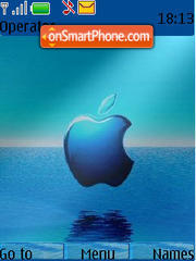 Apple 06 theme screenshot