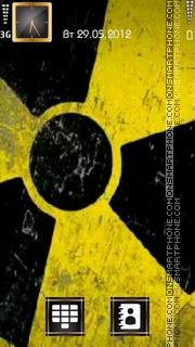 Danger theme screenshot
