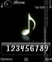 Music Theme-Screenshot