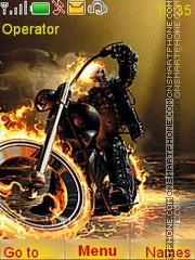 Ghost Rider Theme-Screenshot