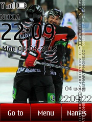Avangard theme screenshot