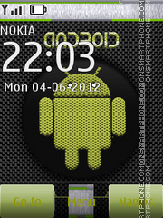 Android Ultimate Theme-Screenshot