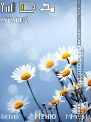 Daisy theme screenshot