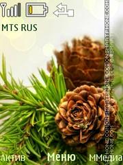 Cones theme screenshot