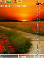Sunset Beauty 01 theme screenshot