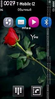 Missing You 05 es el tema de pantalla