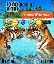 Leto theme screenshot