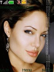 Скриншот темы Angelina
