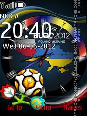 Euro 2012 03 es el tema de pantalla