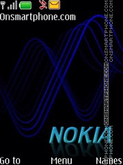 Nokia Xpress Music 12 theme screenshot