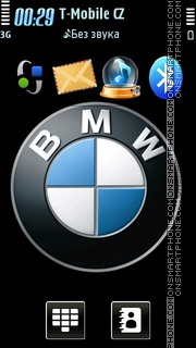 Bmw Logo 08 theme screenshot