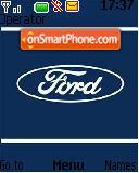 Ford 01 theme screenshot