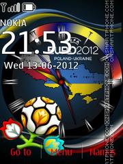 Euro 2012 06 theme screenshot