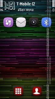 Скриншот темы Zig zag 5th