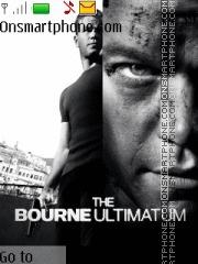 The Bourne Ultimatum theme screenshot