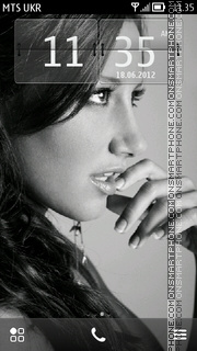 Ashley Tisdale es el tema de pantalla