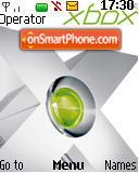 Xbox 360 tema screenshot