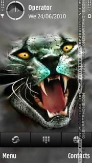 Viper Cat theme screenshot