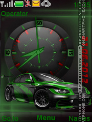 BMW Theme-Screenshot