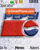 Pepsi 02 tema screenshot