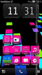 Lumian Magenta Atanu Theme-Screenshot
