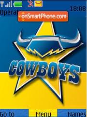 Nq Cowboys theme screenshot