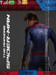 The Amazing Spiderman For 5130 Nokia theme screenshot