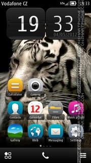 Tiger 52 theme screenshot