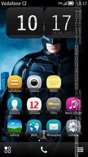 Batman 07 es el tema de pantalla