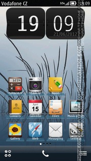Apple Ios6 theme screenshot