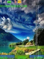 Mountain View 01 theme screenshot