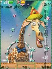 Melman theme screenshot